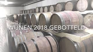 Wijnen 2018 gebotteld